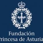 Logotipo de la fundación Princesa de Asturias