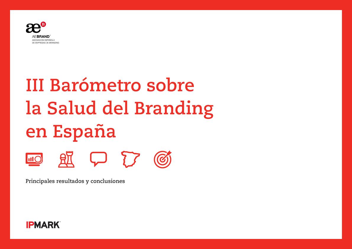 portada III Barómetros sobre la salud del branding en España