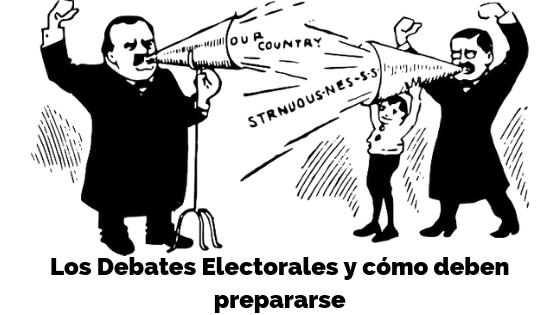 Debates para las #Elecciones2019 y cómo deben prepararse