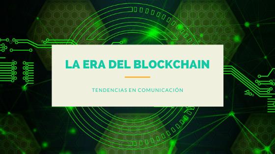 Blockchain y comunicación