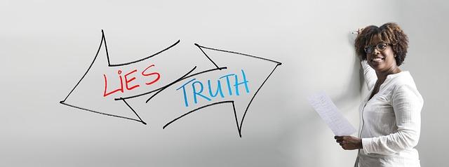 ¿Verdad o mentira en Comunicación?