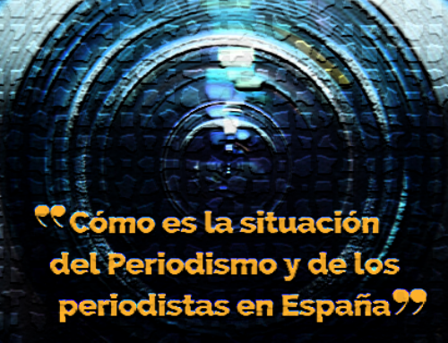 Cómo es la situación actual del Periodismo y de los periodistas en España